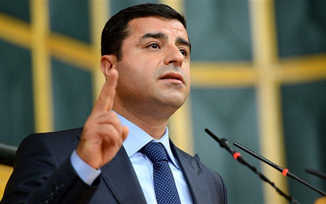 Former HDP co-chair Demirtaş remains in prison: Ankara court