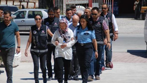 [VIDEO] Aid organization Kimse Yok Mu's local head, 4 others jailed in Turkey's Nigde