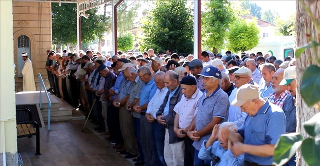 Former intelligence chief who was 'found dead' in prison cell laid to rest in Bilecik
