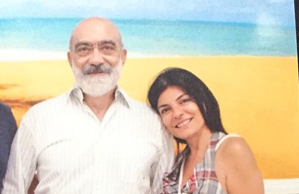 First photo of Turkish author Ahmet Altan in prison surfaces since being incarcerated on coup charges