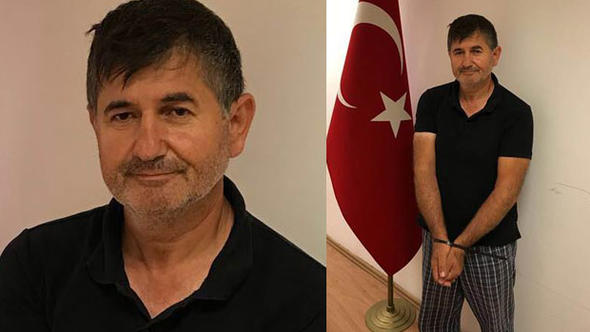 Turkish intel forcibly returns another Gulen follower from Ukraine to Turkey