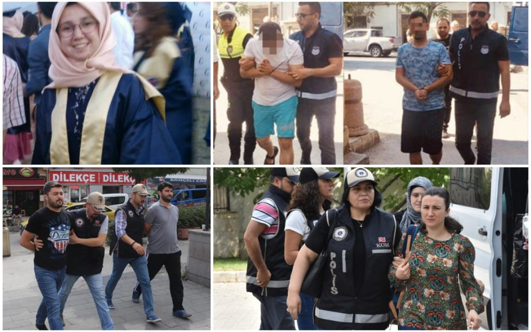209 people detained over Gülen links in past week: gov't