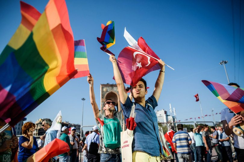İstanbul governor bans LGBTI pride march for 4th year in row