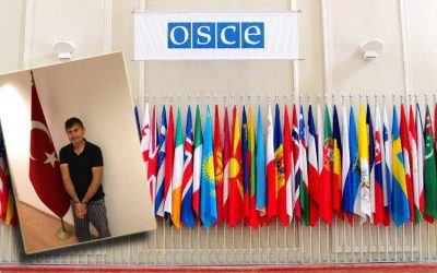 OSCE: Deportation of journalist from Ukraine to Turkey reason for concern