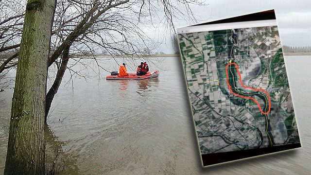 4 Turkish asylum seekers missing after boat capsizes in Evros river: sources