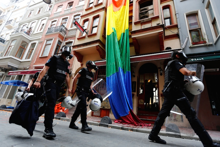 Adana governor bans LGBTI pride march over 'possible incitement of hatred, hostility'