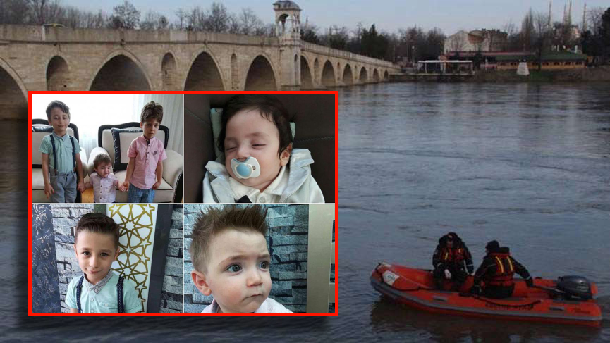 Bodies of Turkish mother, one-year-old son found in Evros River: report