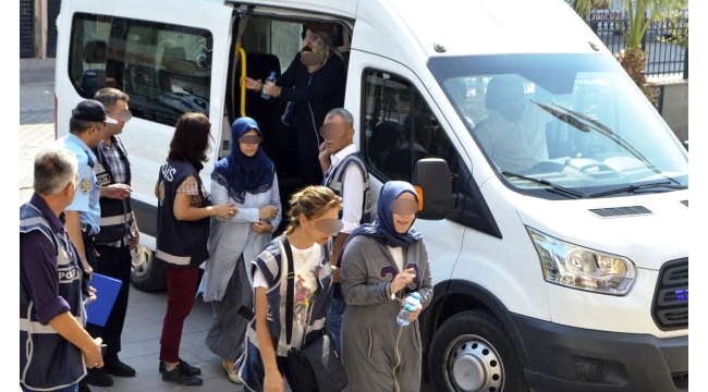 5 women detained over Gulen links in Turkey's Manisa