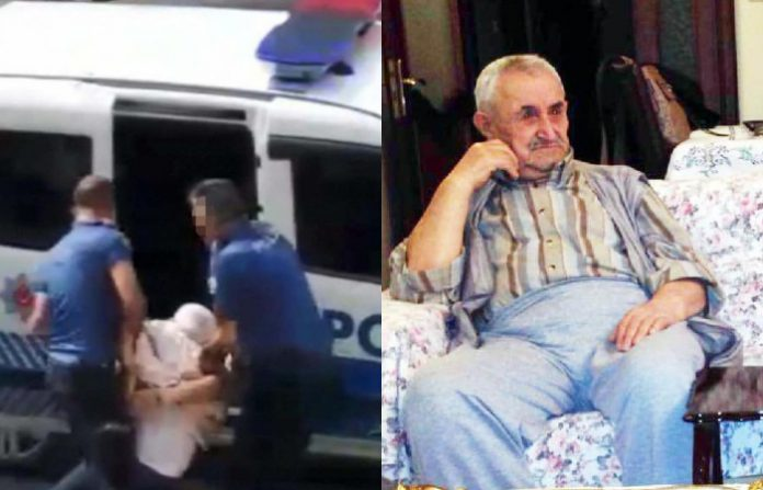 82-year-old dies of heart attack after being detained by Giresun police