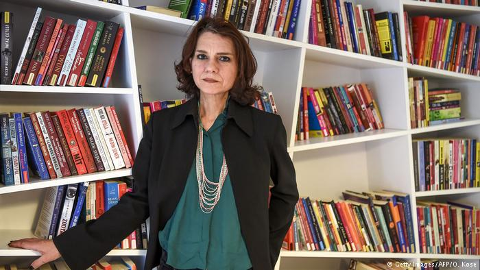 Exiled novelist Aslı Erdoğan: Turkey has a fascist regime. It is not yet 1940s Germany, but 1930s