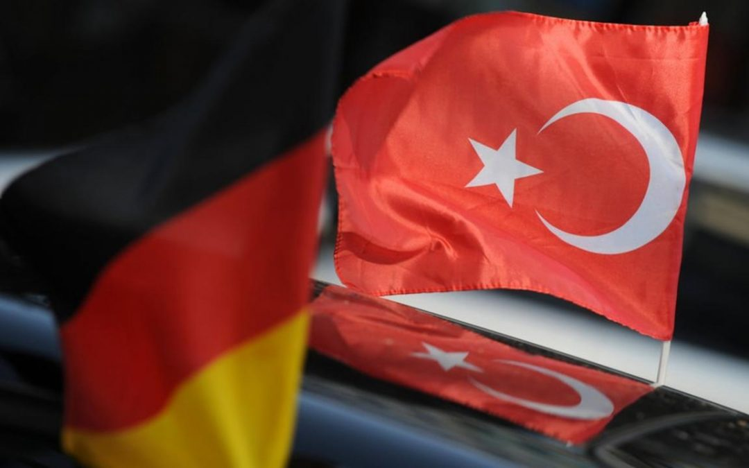1,172 Turks claimed asylum in Germany in July: report