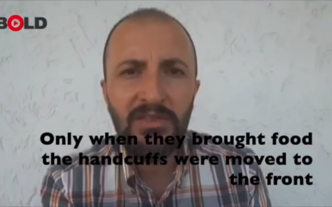 Journalist tells story of Turkey's post-coup detainees tortured in Ankara building