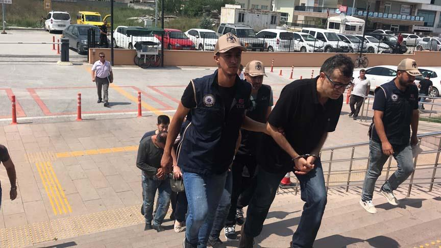 [VIDEO] Medical professor, lawyer detained while fleeing Turkey to Greece
