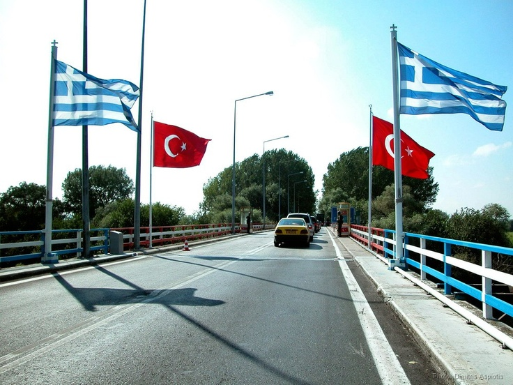 English-language teacher intercepted while escaping from Turkey to Greece