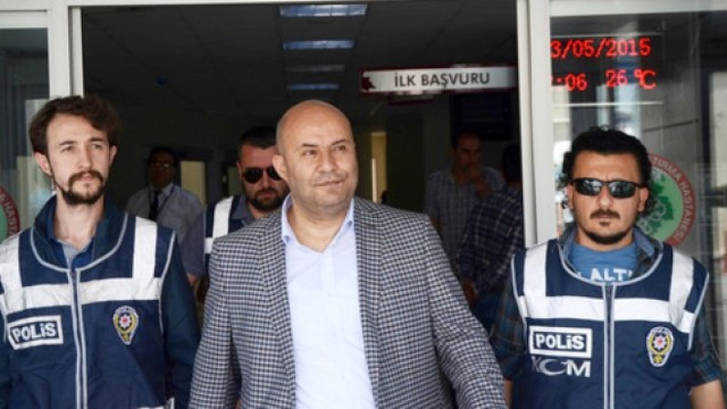 Former police chief Anadolu Atayun, in pre-trial detention for 3 years, sentenced to 40.5 years in jail