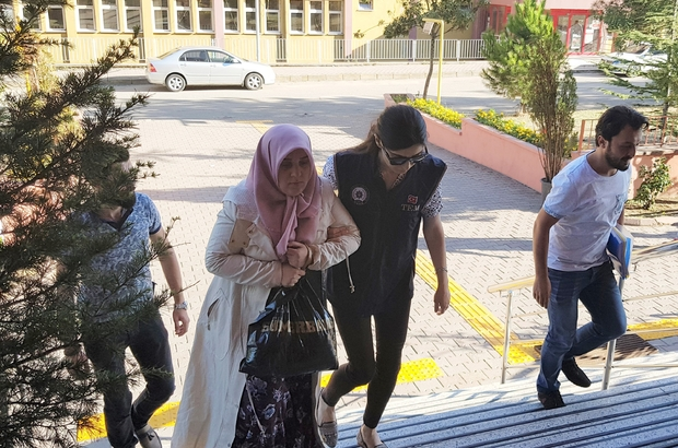 [VIDEO] Woman jailed pending trial over ByLock use in Turkey's Karabuk