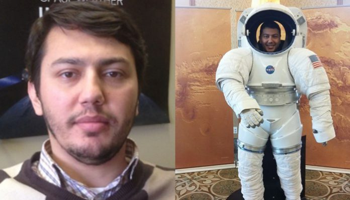 Jailed NASA scientist: I'm being held hostage by Turkish government