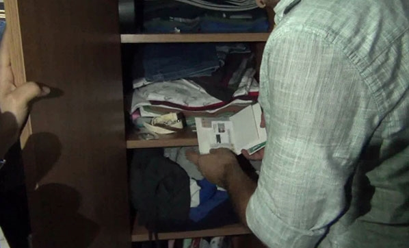 [VIDEO] Teacher, 5 others detained during police raid in Istanbul