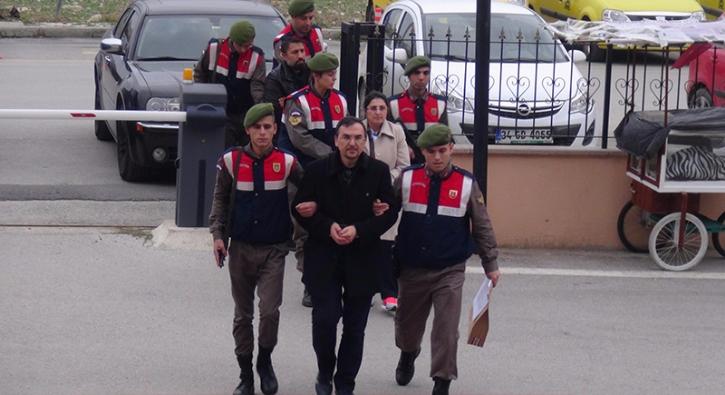 Medical professor, caught while fleeing from Turkey to Greece, gets 15.5 years in jail