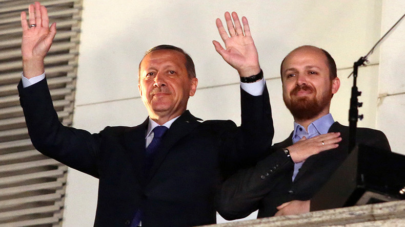 Turkish prosecutor seeks life in prison for police chiefs who led 2013 bribery probe against Erdogan's son
