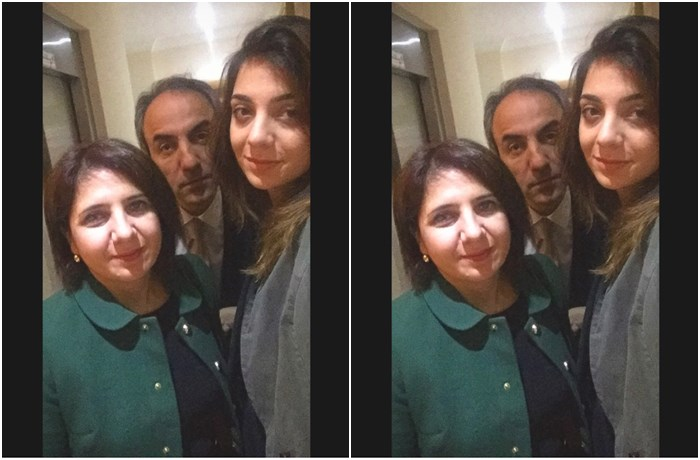 WATCH: Emotional reunion of purge-victim judge couple, daughter after 29 months in Turkish prison on coup charges