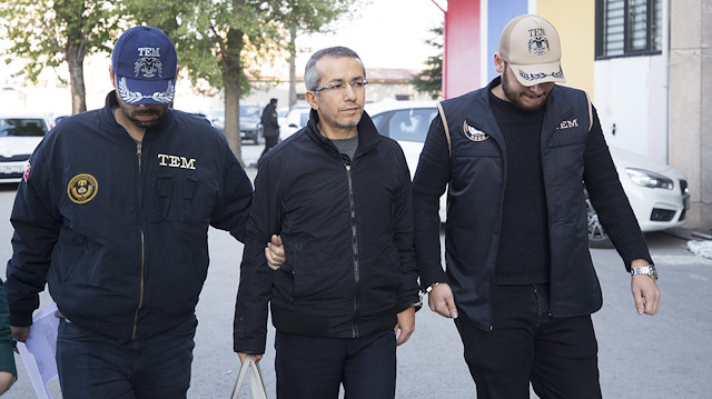 Purge-victim Turkish prosecutor put in pre-trial detention on terror charges: report