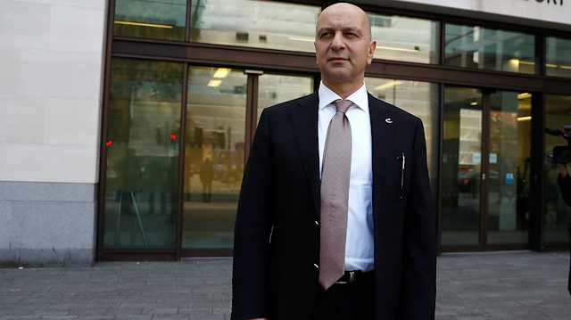 UK court rejects Turkey's extradition request for businessman İpek