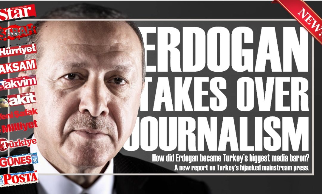 [NEW REPORT] How did Erdoğan become Turkey's biggest media baron?