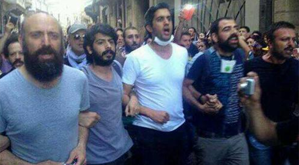 İstanbul prosecutor issues arrest warrant for actor Mehmet Ali Alabora over his role in Gezi protests