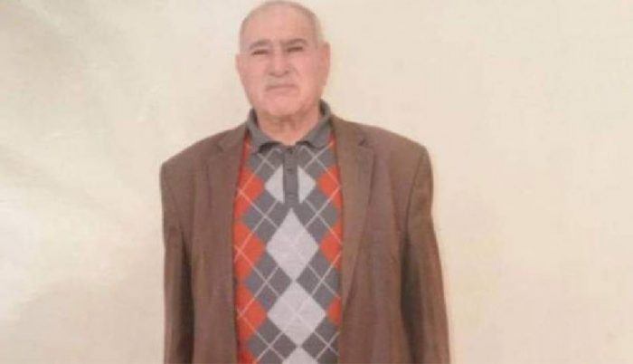 80-year-old Kurdish man dies of heart attack during trial