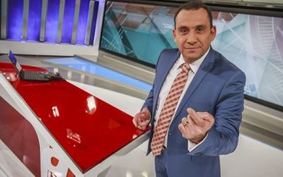 Pro-gov't anchor calls for beheading of Gezi protesters