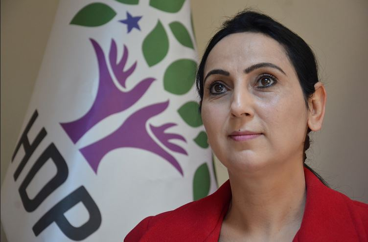 Jailed pro-Kurdish politician sentenced to another 1.5 years in prison for insulting Erdogan