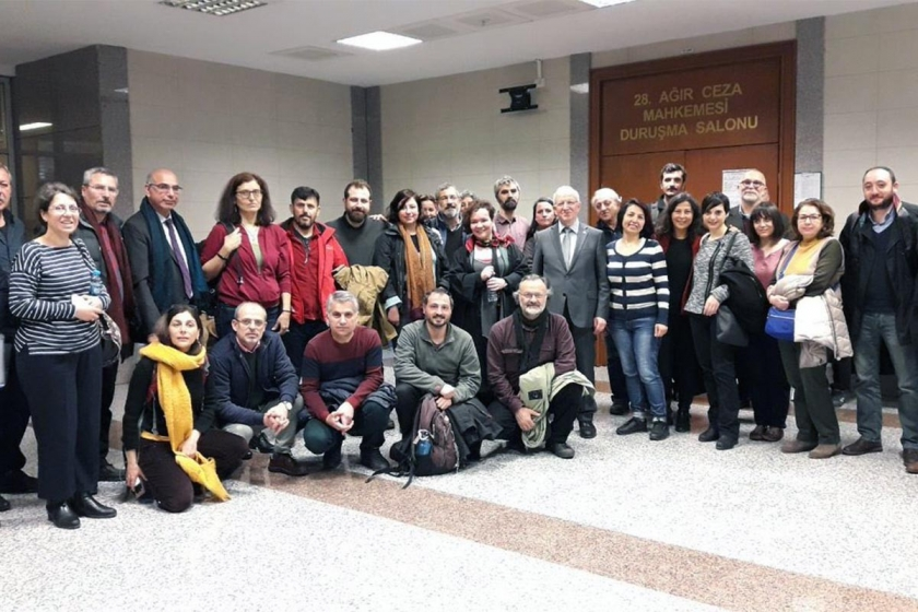 Turkish academic gets 2 years in prison for signing peace declaration: report