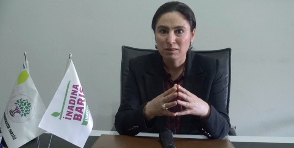 Pro-Kurdish HDP deputy gets 20-months in prison for 'violating law on demonstrations'