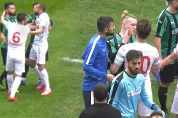 Pro-Kurdish Amedspor player gets lifetime ban from football: report
