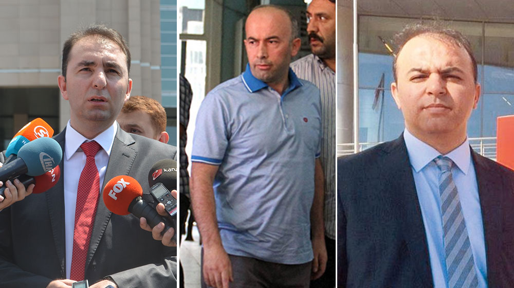 15 including police chiefs who led 2013 bribery probe against Erdogan's son sentenced to life in prison