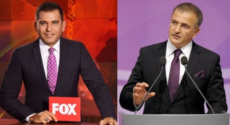 FOX TV anchorman investigated for conveying condolences for death of Dumanlı's father in 2015: report