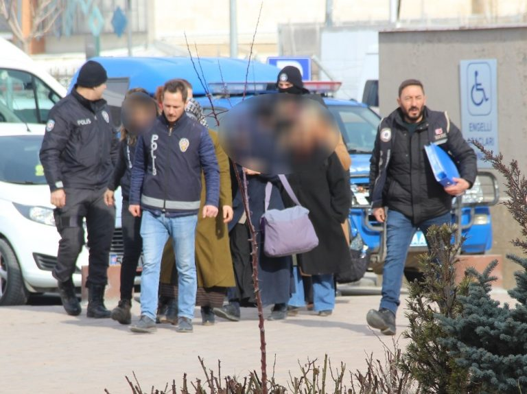 32 including spouses of post-coup prisoners detained in Sivas