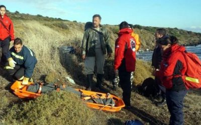 Man, 2 sons drown in the Aegean Sea off Turkey: report