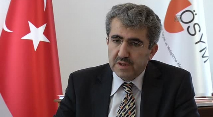 Former ÖSYM head in police custody on coup charges: report
