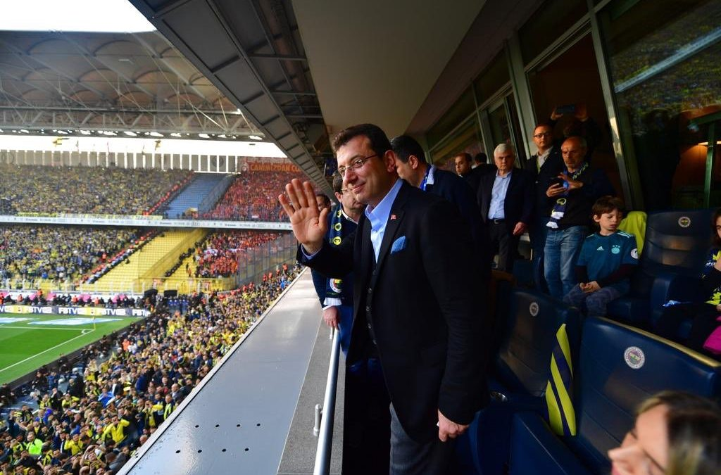 İstanbul mayor-elect: Turkish gov't threatens football clubs over my attendance at games
