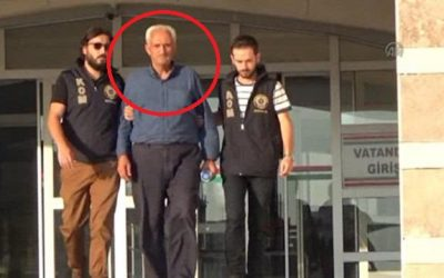 72-year-old Uşak man gets 9 years in prison on coup, terror charges