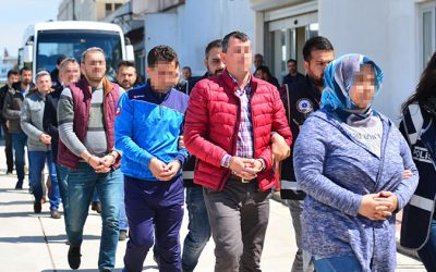 [VIDEO] 18 including teachers, former military students detained in Turkey's Adana