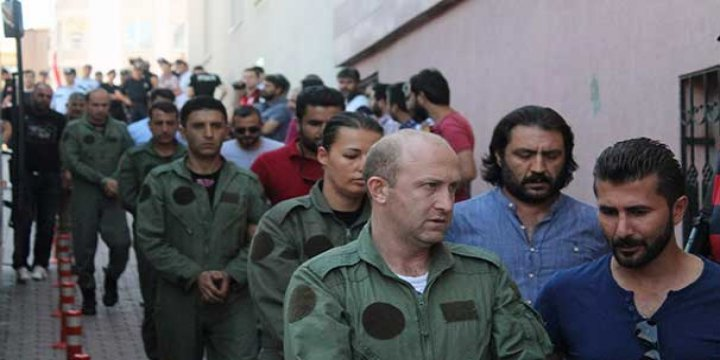 74 air force pilots given life sentences on coup charges: report
