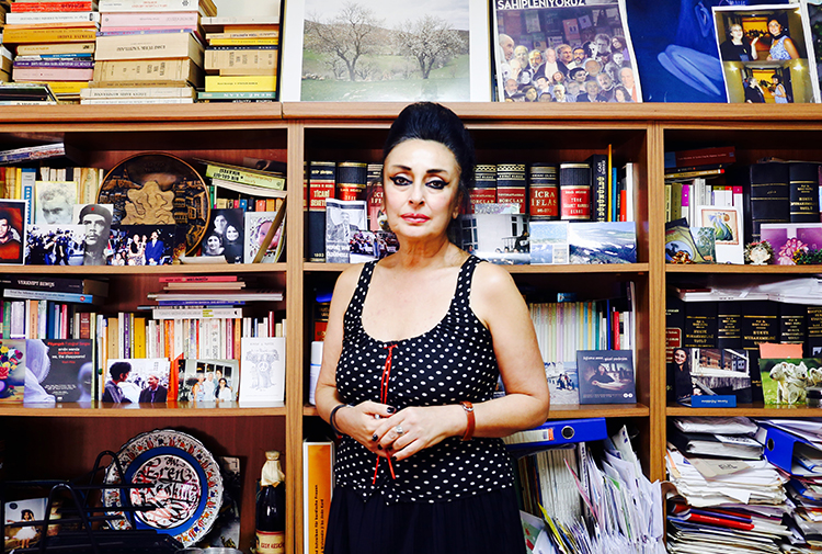 Human rights lawyer Eren Keskin sentenced to 4 years on terror charges