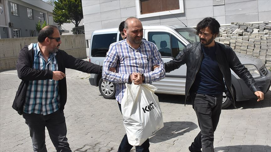 [VIDEO] 14 detained over Gulen links in Turkey's Samsun