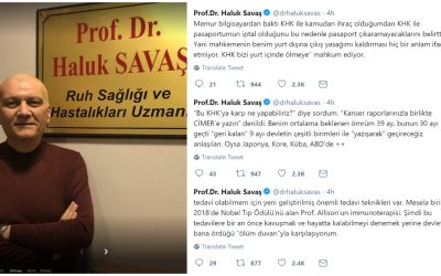Psychiatrist seeking cancer treatment abroad denied passport due to post-coup dismissal