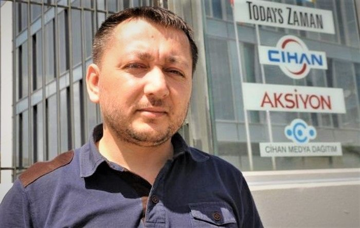 Journalist Ibrahim Varlik jailed pending trial over Gulen links