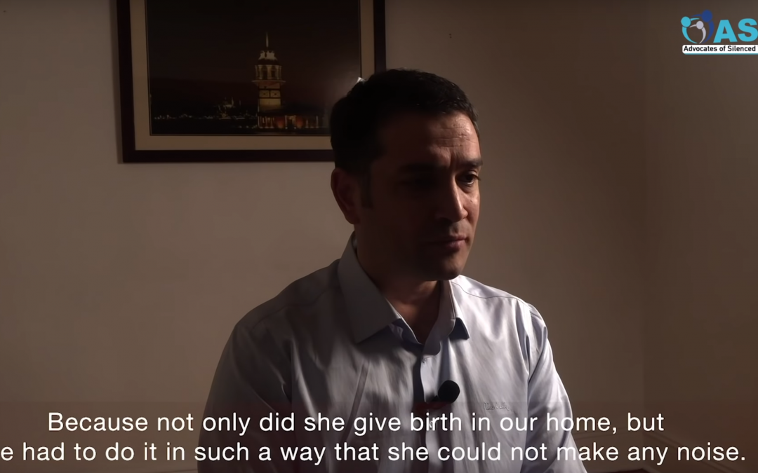 [VIDEO] Turkish philosophy teacher says wife had to give birth at home due to Erdogan's witch-hunt
