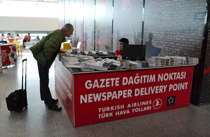 Armenian weekly AGOS now among newspapers banned by Turkish airlines